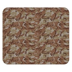 Camo Desert Double Sided Flano Blanket (small)