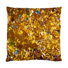 YELLOW LEAVES Standard Cushion Cases (Two Sides)
