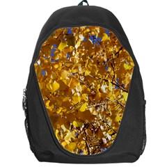 YELLOW LEAVES Backpack Bag