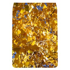YELLOW LEAVES Flap Covers (S)