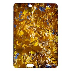 YELLOW LEAVES Kindle Fire HD (2013) Hardshell Case