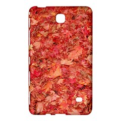 RED MAPLE LEAVES Samsung Galaxy Tab 4 (7 ) Hardshell Case
