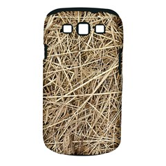 LIGHT COLORED STRAW Samsung Galaxy S III Classic Hardshell Case (PC+Silicone)