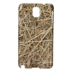 LIGHT COLORED STRAW Samsung Galaxy Note 3 N9005 Hardshell Case
