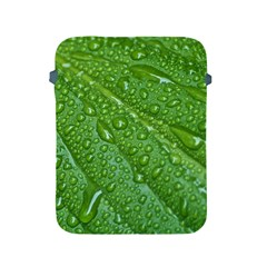 GREEN LEAF DROPS Apple iPad 2/3/4 Protective Soft Cases