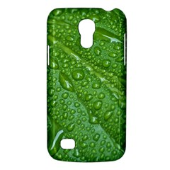 GREEN LEAF DROPS Galaxy S4 Mini