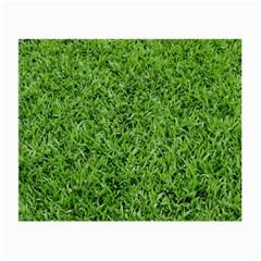 GREEN GRASS 2 Small Glasses Cloth