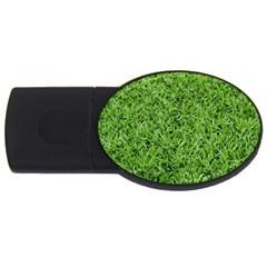 GREEN GRASS 2 USB Flash Drive Oval (4 GB)
