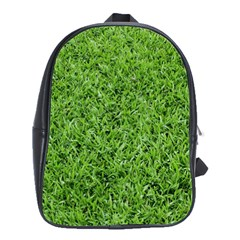 GREEN GRASS 2 School Bags(Large)