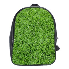 Green Grass 2 School Bags (xl)