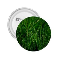 GREEN GRASS 1 2.25  Buttons