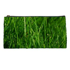 GREEN GRASS 1 Pencil Cases
