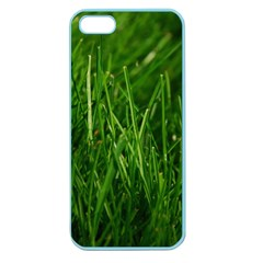 GREEN GRASS 1 Apple Seamless iPhone 5 Case (Color)