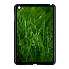 GREEN GRASS 1 Apple iPad Mini Case (Black)