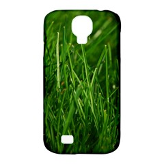 GREEN GRASS 1 Samsung Galaxy S4 Classic Hardshell Case (PC+Silicone)
