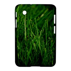 GREEN GRASS 1 Samsung Galaxy Tab 2 (7 ) P3100 Hardshell Case