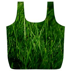 GREEN GRASS 1 Full Print Recycle Bags (L)