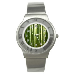 BAMBOO GROVE 2 Stainless Steel Watches