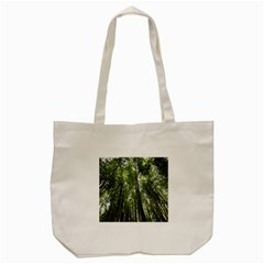 BAMBOO GROVE 1 Tote Bag (Cream)