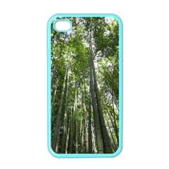 BAMBOO GROVE 1 Apple iPhone 4 Case (Color)