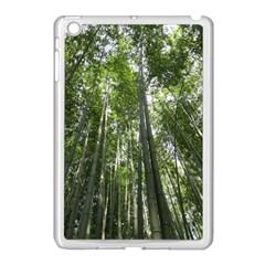 BAMBOO GROVE 1 Apple iPad Mini Case (White)
