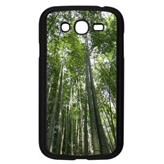 BAMBOO GROVE 1 Samsung Galaxy Grand DUOS I9082 Case (Black)