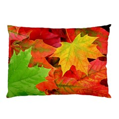 AUTUMN LEAVES 1 Pillow Cases (Two Sides)