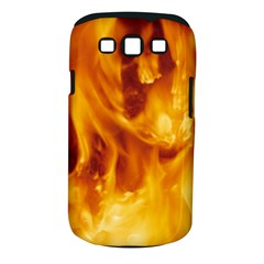 YELLOW FLAMES Samsung Galaxy S III Classic Hardshell Case (PC+Silicone)