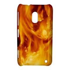YELLOW FLAMES Nokia Lumia 620