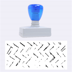 WOVEN STRAW Rubber Stamps (Large)