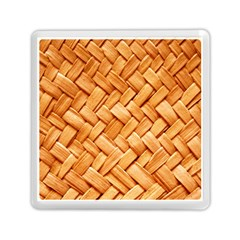 WOVEN STRAW Memory Card Reader (Square)