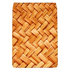WOVEN STRAW Flap Covers (L)