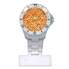 WOVEN STRAW Nurses Watches