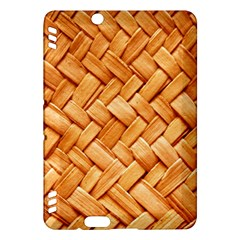 WOVEN STRAW Kindle Fire HDX Hardshell Case