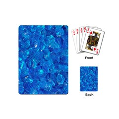 TURQUOISE GLASS Playing Cards (Mini)