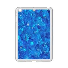 TURQUOISE GLASS iPad Mini 2 Enamel Coated Cases