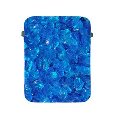 TURQUOISE GLASS Apple iPad 2/3/4 Protective Soft Cases