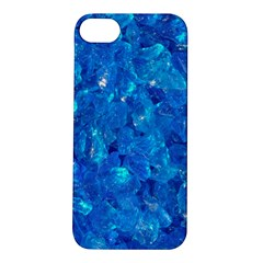 TURQUOISE GLASS Apple iPhone 5S Hardshell Case