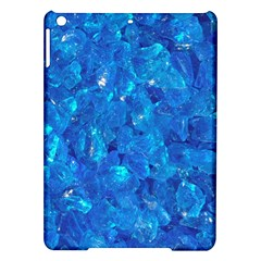 TURQUOISE GLASS iPad Air Hardshell Cases