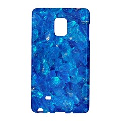 TURQUOISE GLASS Galaxy Note Edge
