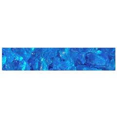 TURQUOISE GLASS Flano Scarf (Small)