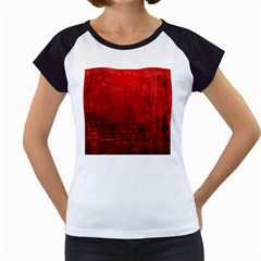 SHADES OF RED Women s Cap Sleeve T