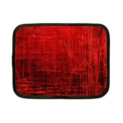 SHADES OF RED Netbook Case (Small)