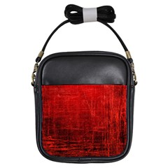 SHADES OF RED Girls Sling Bags