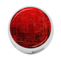 Shades Of Red 4 Port Usb Hub (one Side)