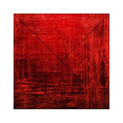 Shades Of Red Acrylic Tangram Puzzle (6  X 6 )