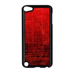 SHADES OF RED Apple iPod Touch 5 Case (Black)