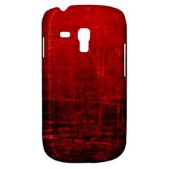 SHADES OF RED Samsung Galaxy S3 MINI I8190 Hardshell Case