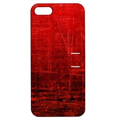 SHADES OF RED Apple iPhone 5 Hardshell Case with Stand