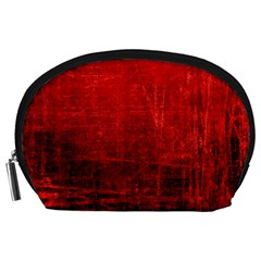 SHADES OF RED Accessory Pouches (Large)